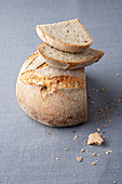 Rosemary and Lavender Bread
