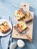 Finnish quark cake