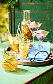 Getränke für die Grillparty: Sprizz Froze und Earl Grey Punsch