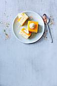 Mango margarita bites