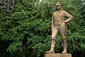 David Livingstone's statue, Zimbabwe