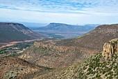 Karoo mountain plateaux's