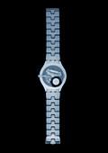 Wrist watch, X-ray