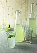 Lime and Lemon Cordial