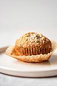 Kokos-Bananen-Muffin