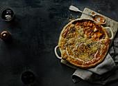Paneer-Curry-Pie