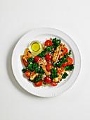 Halloumi Super Salad
