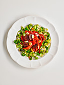 Smoky Sauteed Brussels
