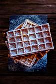 Carnaval waffles