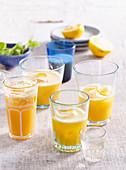 PonCha (tangerine drink)