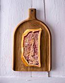 Goose liver pâté
