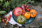 Tomato compositions
