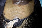 Coffee fermentation tank, Kenya