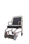 Hospital porter's chair