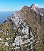 Sichelchamm mountain, Switzerland