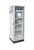 Laboratory fridge, 1990s