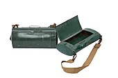Military carrying case, 20th century