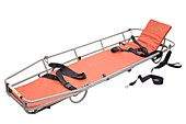 Helicopter rescue stretcher, 1960s