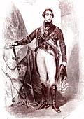 Duke of Wellington, English statesman