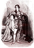 George IV, British monarch