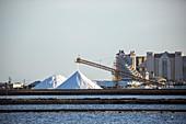 Salt factory, Israel
