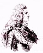 George I, British monarch