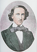 Josiah Willard Gibbs, US mathematician