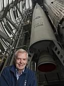 Ken Pounds, British astrophysicist