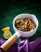 Southern Indian-style langoustine