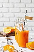 Fresh vitamin juice