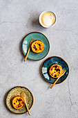 Pasteis de Nata - Portuguese Custard Tarts