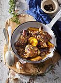 Kleftiko - Greek lamb stew