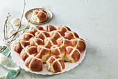 Easter brioches