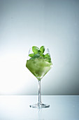 Basil Spritz Cocktail