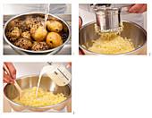 Prepare mashed potatoes