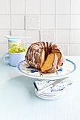 'Baileys' ring cake