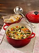 Classic Pichelsteiner stew