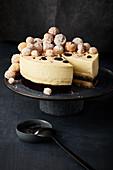 Blueberry Mutzen Cake