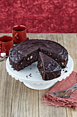 Sauerkraut chocolate cake