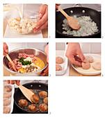 Making meat patties