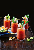 Tokyo bloody Mary