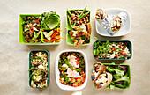 Lunchbox-Ideen für übrig gebliebenes Essen