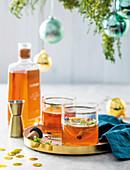 Spiced orange gin
