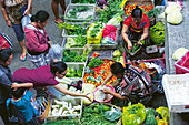Indonesischer Markt