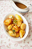 Fondantkartoffeln als Beilage