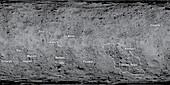 Surface of Bennu asteroid, OSIRIS-REx image