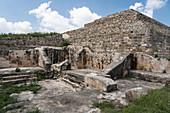 Mayan ruins, Atzompa, Mexico