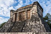 Temple of the Bearded Man, Chichen Itza, Mexico