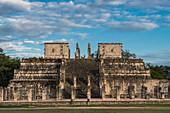 Temple of the Warriors, Chichen Itza, Mexico
