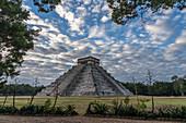 Temple of Kukulkan, Chichen Itza, Mexico